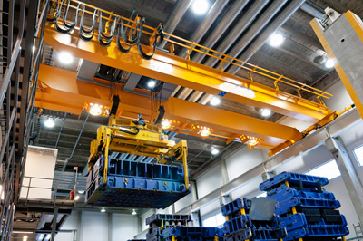 hazard analysis and safety management of overhead traveling crane